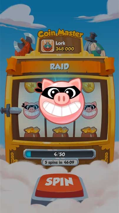 Raid - Kẻ cướp lợn